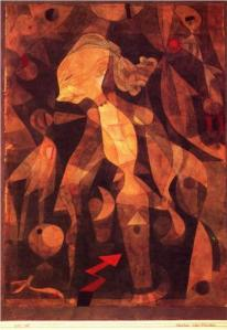 PaulKlee a-young-ladys-adventure-1921