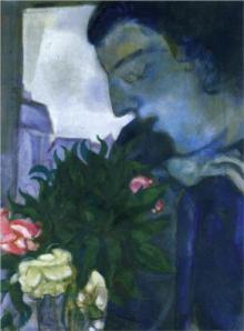 self-portrait-in-profile-1914_Chagall