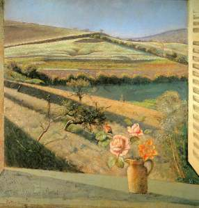the-bouquet-of-roses-on-the-window-1958_Balthus