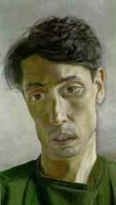 Lucian Freud john-minton-1952