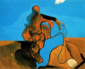 Max Ernst the-kiss-1927