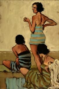 Michael Carson BeachStripes  Blog de un admirador del arte
