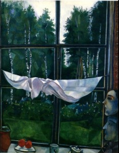 Window in the Country1915