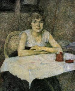 Henri de Toulouse-Lautrec rice-powder-1887