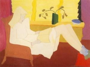 Milton Avery adolescence-1947