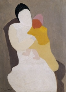 Milton_Avery_-_Mother_And_Child_1944_os_40x30-1