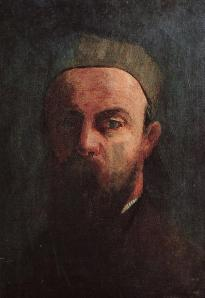 Odilon Redon self-portrait-1880