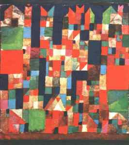 Paul Klee city-picture-with-red-and-green-accents-1921(1)