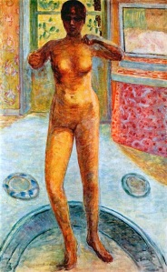 Pierre Bonnard - The Tub 1920 bofransson