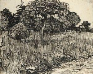 Weeping Tree, 1889 artic edu