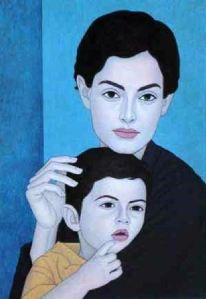 George Kotsonis mother-and-child-2