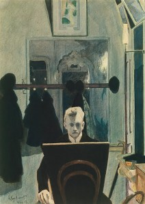 Self-Portrait, 1907