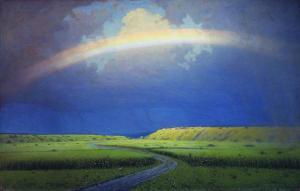 Arkhip Kuindzhi rainbow 1905