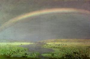 Arkhip Kuindzhi rainbow