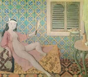 Balthus the-turkish-room-1963
