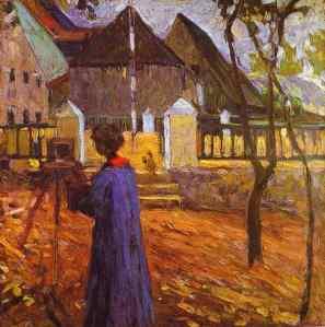 gabriele-munter-painting-1903