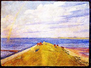 Theo van Rysselberghe rainbow-1892