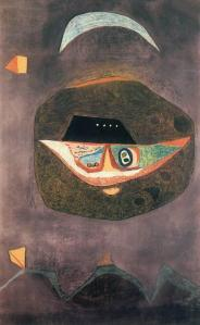 Vajda Lajos mask-with-moon-1938