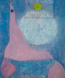 William Baziotes moon-animal-1950