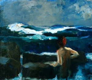 Elmer N. Bischoff Breakers, 1963