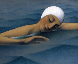 The Swimmer, Felix Elie Tobeen