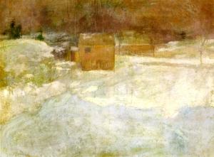 John Henry Twachtmanwinter-landscape-2, 1894